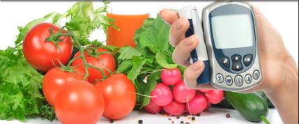 Planificación comida diabetes tipo 2
